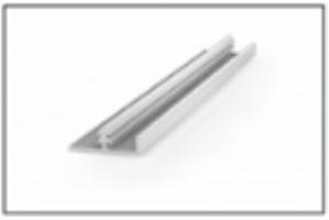 Алюминиевый профиль MS-2007/2 - Оптовый поставщик комплектующих «RAUFF»