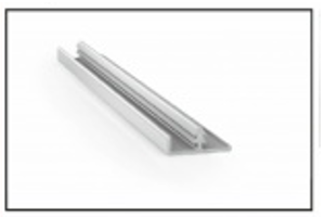 Алюминиевый профиль MS-2007 - Оптовый поставщик комплектующих «RAUFF»