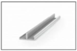Алюминиевый профиль MS1-03/R - Оптовый поставщик комплектующих «RAUFF»