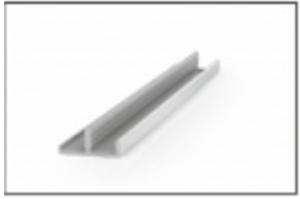 Алюминиевый профиль MS1-04/R - Оптовый поставщик комплектующих «RAUFF»