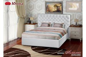 Кровать двуспальная Амалия 1 - Мебельная фабрика «МК Юника»