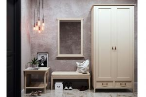 Комплект мебели Американская Классика А/3 - Мебельная фабрика «Royal Dream»