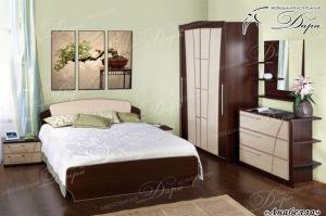 Спальня Анабелла - Мебельная фабрика «Дара»