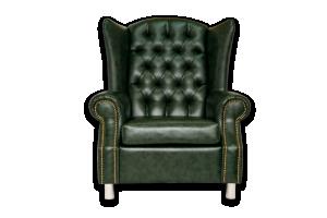 Английское кресло - Мебельная фабрика «Black & White»