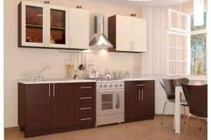Кухня прямая Анита - Мебельная фабрика «Мебель Поволжья»