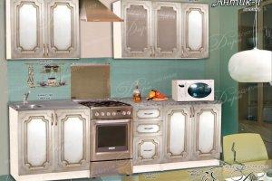 Кухонный гарнитур Антик-1 - Мебельная фабрика «Дара»