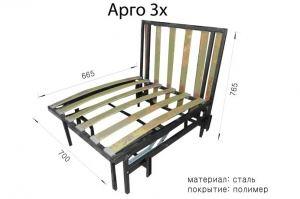 Механизм трансформации Арго 3х - Оптовый поставщик комплектующих «Кузнецкий завод мебельной фурнитуры»