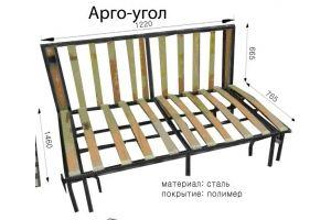 Механизм трансформации Арго-угол - Оптовый поставщик комплектующих «Кузнецкий завод мебельной фурнитуры»