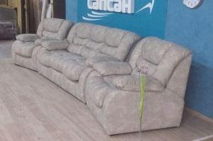 Набор мягкой мебели Авицена - Мебельная фабрика «Сапсан»