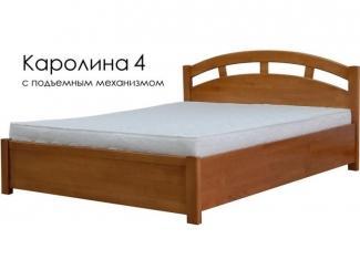 Кровать Каролина 4 - Мебельная фабрика «Массив»