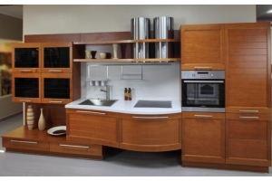Кухня Люсия Люкс - Мебельная фабрика «Кухни Премьер»
