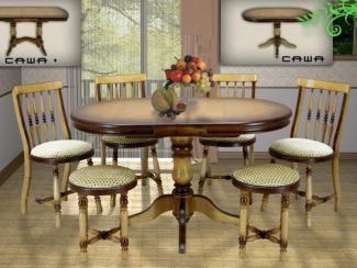 Обеденная группа Саша - Мебельная фабрика «Заря»