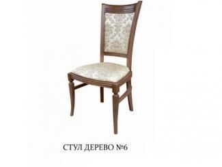 Стул дерево 6 - Мебельная фабрика «Мир стульев», г. Кузнецк