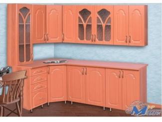 Кухня угловая  Лилия - Мебельная фабрика «Мир Мебели»