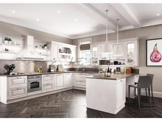 Кухня угловая Мерано - Мебельная фабрика «Avetti», г. Волгодонск