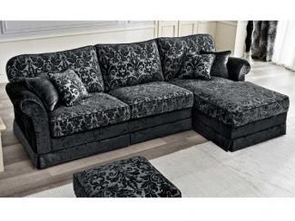 Темный диван Тревисо - Импортёр мебели «Camelgroup (Италия)»