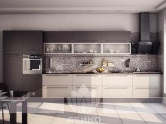 Кухня Турбо Мокко МДФ - Мебельная фабрика «Абико»