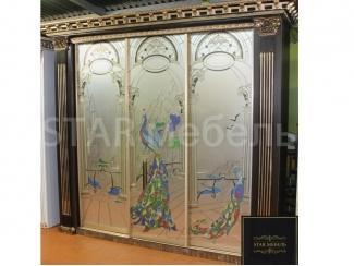 Шкаф-купе Павлины - Мебельная фабрика «STAR мебель», г. Ульяновск