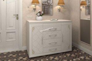 Комод Версаль 99.20 - Мебельная фабрика «Витра/DaVita-мебель»