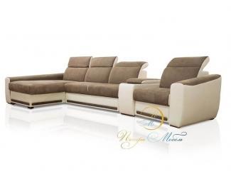 Диван Браво Люкс - Мебельная фабрика «Петрамебель»