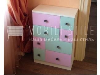 Комод в детскую - Мебельная фабрика «Стильная мебель»