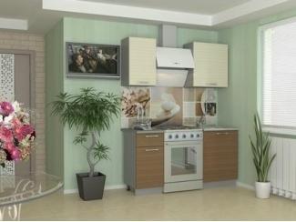 Кухня прямая Корица - Мебельная фабрика «Эстель»