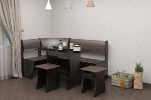 Кухонный уголок Андрей 2 - Мебельная фабрика «Андрей»