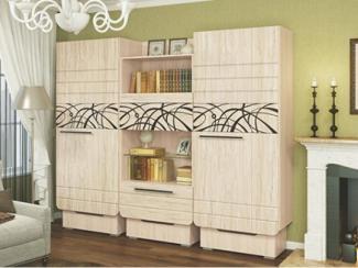Гостиная Адель Компл 1 - Мебельная фабрика «МСТ. Мебель»