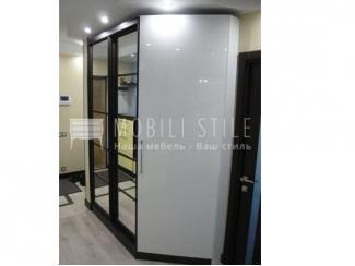 Шкаф купе с угловым элементом  - Мебельная фабрика «Стильная мебель»