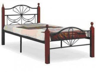 Кровать металлическая 118