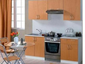 Кухонный гарнитур Лиана-эконом