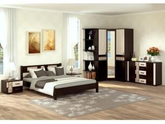Спальня Милания - рисунок Роза - Мебельная фабрика «БелДревМебель»