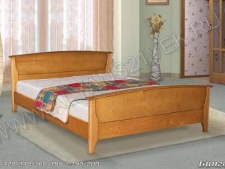 Кровать Бинго 1 - Мебельная фабрика «Альянс 21 век»