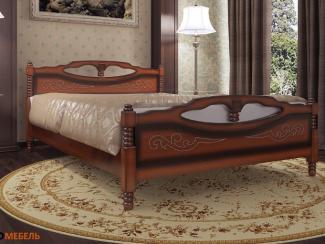 Кровать Елена 4 - Мебельная фабрика «Bravo Мебель»