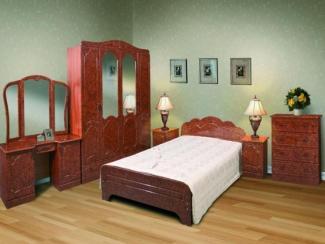 Спальня Карина 02 - Мебельная фабрика «Гар-Мар»