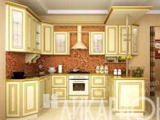 Кухня угловая «Лоретта» - Мебельная фабрика «Ликарион»