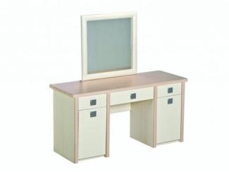 Туалетный столик Кристалл В3 - Мебельная фабрика «ВичугаМебель», г. Вичуга