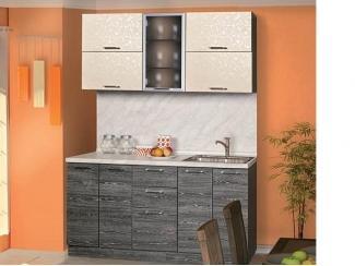 Кухня с фасадом из ЛДСП 3 - Мебельная фабрика «Кух-Мастер»