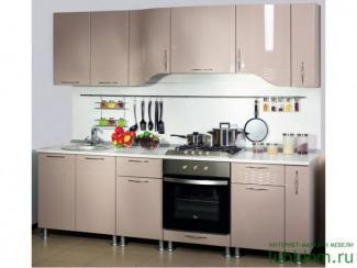кухня Анастасия тип 3 капучино - Мебельная фабрика «Любимый дом (Алмаз)»