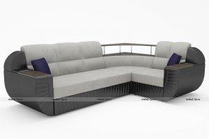 угловой диван МВС Инфинити дельфин - Мебельная фабрика «Фабрика МВС»