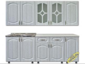 Кухня прямая 70 - Мебельная фабрика «Трио мебель»