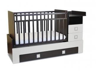 Детская кроватка СКВ 8 - Мебельная фабрика «СКВ-Компани»