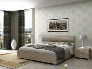 Кровать 004 - Изготовление мебели на заказ «Ре-Форма», г. Уфа