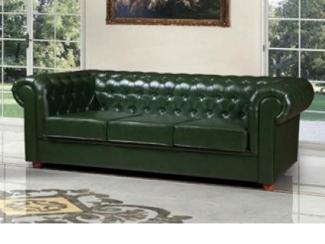 Диван прямой Манчестер - Мебельная фабрика «Заславская»