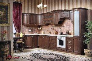Угловая кухня Амалия - Мебельная фабрика «Буденновская мебельная компания»