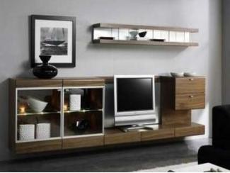 Подвесная прямая гостиная  - Мебельная фабрика «Перспектива»