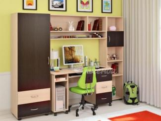 Детская комната Легенда 4 - Мебельная фабрика «Деликат»