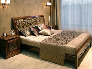 Спальный гарнитур Роза - Мебельная фабрика «Камеа»