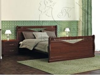 Кровать Флоренция - Мебельная фабрика «Каприз»