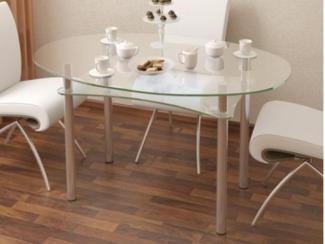 стол обееднный Рио 1 стеклянный - Мебельная фабрика «Аквилон»